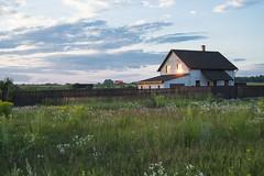 home (TryVision) Tags: building built structure cloudsky field house landscape nature outdoors nikon d5300