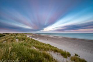 Sunset Skagen
