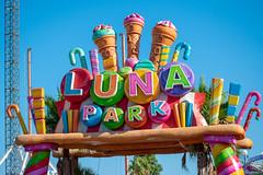 Luna Park, Cap D'Agde (MtH79) Tags: capdagde cap dagde france beach port boats nikon d5500 beautiful 1020mm 70300mm fort boat aqualand aquapark lunapark luna park