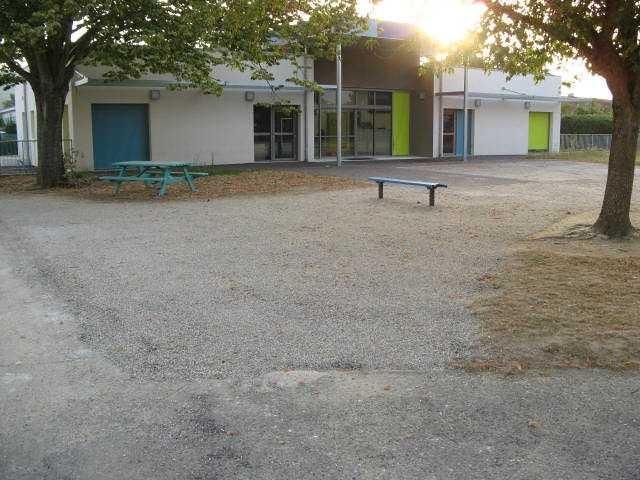 Travaux École Jean Moulin