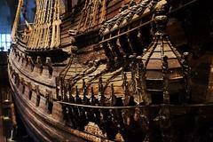 Vasa (Douguerreotype) Tags: war boat museum historic memorial sweden sverige stockholm city ship