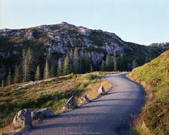 Mt. Rundemanen (Steinskog) Tags: 6x7 analog bergen fujifilm pentax67ii pro400h mediumformat 120mm film pentax pentax67 summer norway