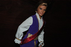 Barbie In The Pink Shoes, Prince Siegfried (Justanotherdolllover) Tags: barbie pink shoes ken prince siegfried mattel