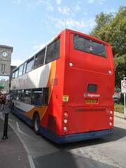 Stagecoach South West 18308 (Welsh Bus 18) Tags: stagecoach southwest dennis trident alx400 18308 wa05mgz torquay fleetstreet h4728f