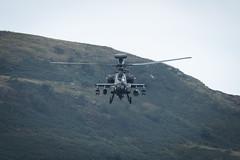 Apache AH-64 Longbow Attack Helicopter (Thomas Winstone) Tags: dolgellau wales unitedkingdom gb apacheah64longbowattackhelicopter apache ah64 longbow attack helicopter canonuk canon 300mm28mk2 canon1dxmark2 thomaswinstonephotography prop raf military lowfly lfa7 army