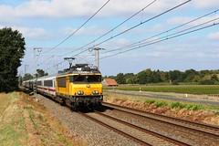 NS 1739 met DB rijtuigen als Intercity naar Berlin Ostbahnhof te Holter Diek in Gildehaus (daniel_de_vries01) Tags: ns 1739 met db rijtuigen als intercity naar berlin ostbahnhof te holter diek gildehaus