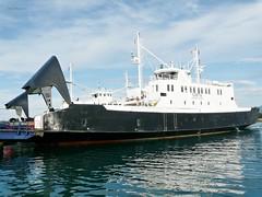 """""""Løkta"""" og """"Tjøtta"""" (OlafHorsevik) Tags: ferge ferga ferry ferja ferje boreal helgelandske løkta tjøtta rv17 fv17 kystriksveien"""
