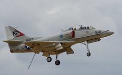 N518TA DOUGLAS A-4 SKYHAWK, ABBOTSFORD (YXX) INTERNATIONAL AIR SHOW (air one delta) Tags: n518ta a4 skyhawk yxx