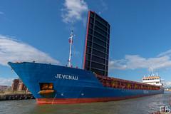 Jevenau (frisiabonn) Tags: vehicle ship water wirral liverpool england uk britain marine vessel river mersey merseyside sea shore waterfront maritime boat outdoor birkenhead jevenau cargo
