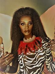 Rootstein Mannequin (capricornus61) Tags: rootstein display mannequin shop window doll dummy dummies figur puppe schaufenster art home indoor face body woman frau weiblich female feminine dramadivas