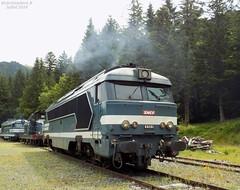 A1A A1A 68081 (ChristopherSNCF56) Tags: a1aa1a 68081 bb68000 bb68081 a1aa1a68000 sncf locomotive historique patrimoine ferroviaire gare trains le lioran expo