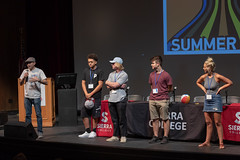 180801-1414 (Sierra College) Tags: 180801 photographerdarylstinchfield summerjam rocklincampus contactsabrinapape preparationforfallsemester dietrichtheater serjioacevedo presentation highschoolstudents