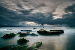 Gorrondaxe (jdelrivero) Tags: provincia mar geologia atardecer costa lugares bizkaia rocas aizkorri elementos playa geology beach elements places puestadesol sea sunset
