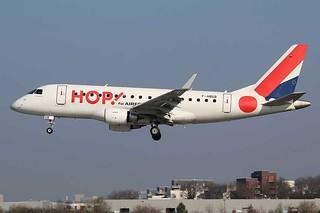 Embraer 170-100LR HOP! For Air France F-HBXB