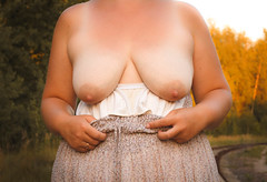 _MG_7009.jpg (Valery Brown) Tags: grass portrait women color sunset russian nature boobs skin lady amature sexy bbw girl breasts nipples woman breast tits erotic