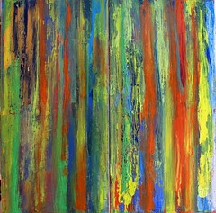 My secret garden (Peter Wachtmeister) Tags: artinformel art mysticart modernart popart artbrut minimalart acrylicpaint abstract abstrakterimpressionismus abstrakt surrealismus surrealism hanspeterwachtmeister