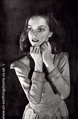 Sally Gillmour. 1944. (albutrosss) Tags: sally gillmour ballet dancing albutross
