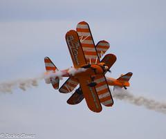 Aerosuperbatics Wingwalkers 12 Aug 18 -13 (clowesey) Tags: blackpool airshow 2018 aerosuperbatics wingwalkers aerosuperbaticswingwalkers blackpoolairshow blackpoolairshow2018