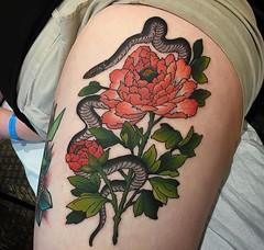 Ryan Thomas - Black 13 Tattoo