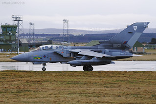 Royal Air Force, Tornado GR4A, ZG705 / 118.