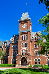 University Hall (Eridony (Instagram: eridony_prime)) Tags: columbus franklincounty ohio osu ohiostateuniversity university campus publicuniversity constructed1976