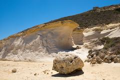 DSCF7389 (chalkie) Tags: gozo malta marsalforn saltpans salt seasalt