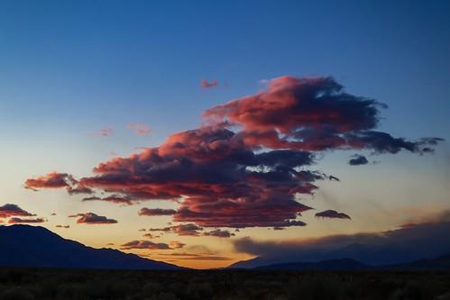 Sunrise Sierra Wave