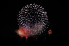 Fireworks - summer night (namhdyk) Tags: fireworks night summer canon canonpowershot canonpowershotg7x