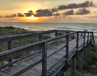 Beach Walkway...(Explored)
