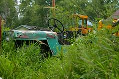 (theleakybrain) Tags: p1710867 kesslersautosalvage earl wi junkyard boneyard yard junk classic car rust decay patina