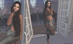 New @ Collabor88 (Fashion Euphoria by Euphoria Boyington) Tags: catwameshhead collabor88 spiritstore littlebones yummy breathe semodeling secondlife secondlifebloggers secondlifefashion secondlifeevents