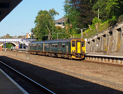 150232 Exeter Central (4) (Marky7890) Tags: gwr 150232 class150 sprinter 2b82 exetercentral railway devon train