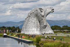 The Kelpies (Russardo) Tags: grangemouth scotland unitedkingdom falkirk helix park