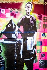 Promises Redeemed (Thomas Hawk) Tags: america bayarea california haight haightdistrict haightstreet lowerhaight photowalk sf sfbayarea sanfrancisco us usa unitedstates unitedstatesofamerica westcoast graffiti sfflickrmeetup streetart