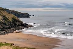 El final de la playa (ccc.39) Tags: asturias gozón verdicio playa costa mar cantábrico