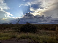 Monsoon Storm (northern_nights) Tags: thunderstorm southernarizona weather therebeastormabrewin