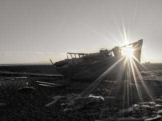 Sunburst Boat