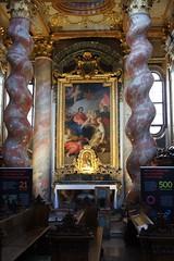 Jesuitenkirche (moscouvite) Tags: heleneantonuk autriche vienne sonydslra450 voyage intérieur eglise