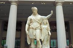 Metropolitan Museum of Art 4 (Eclectic Jack) Tags: new york city met metropolitan museum art newyorkcity statue people exhibit