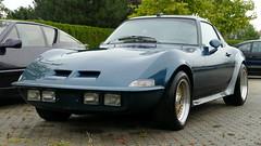 Opel GT (vwcorrado89) Tags: opel gt coupe bbs