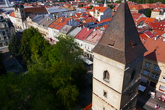 View (Jungle_Boy) Tags: tower rooftops view slovakia europe centraleurope easterneurope travel 2018 kosice košice