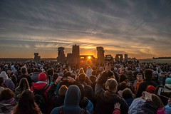 Solstice (Dave Cool Britannia) Tags: stonehenge solstice summersolstice wiltshire summer standingstones stonecircles stones henge sun sunrise crowds 2018 june 21 longestday