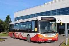 Bus Eireann SL6 (09C239). (Fred Dean Jnr) Tags: buseireannroute223 buseireann scania omnilink sl6 09c239 loughbeg ringaskiddy cork june2018 depuy