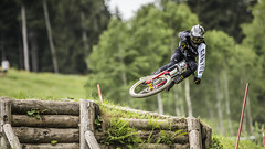 24 (phunkt.com™) Tags: uci world cup saalfelden leogang 2018 race dh down hill downhill phunkt phunktcom keith valentine