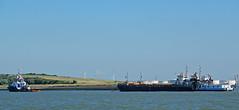 ATLANTIS , WADDEN 1 , WADDEN 4 & THYRA (kees torn) Tags: boskalis atlantis tug wadden1 wadden4 thyra hoekvanholland nieuwewaterweg offshore