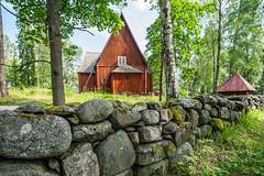 Old finnish church 2 (PatrickHansy) Tags: helsinki suomi finland finnland summer sommer natur stadt city northerneurope europa nordeuropa meer sea balticsea ostsee heis eu strasen streets skandinavien skandinavia