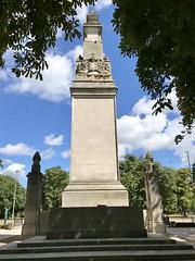 Watts Park (West Park), Southampton (John D McDonald) Tags: cenotaph warmemorial england britain greatbritain wessex geotagged iphone iphone7plus appleiphone appleiphone7plus