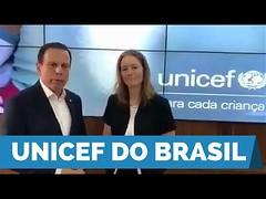 João Doria assina termo de cooperação técnica com a Unicef do Brasil - Florence Bauer (portalminas) Tags: joão doria assina termo de cooperação técnica com unicef do brasil florence bauer