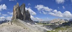 20180726_09565530_DSC5773-Pano (Travel4Two) Tags: 2018 5000k adl3 bergen c0 camping dolomieten dolomites hiking italië juli mountains s0 sc0066899 sc0066903 tent wandelen holiday vakantie