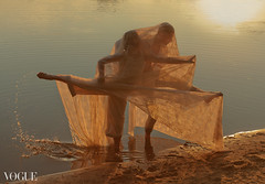 Sunwater (the side projects by dews) Tags: sunset river mood emotional couple sunlight man woman relationship